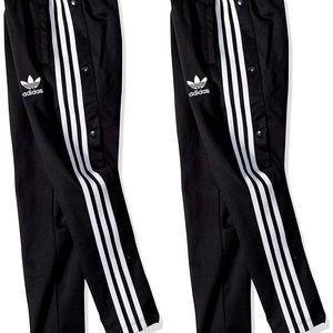 ADIDAS Originals Boys Snap Track Pants Adibreak